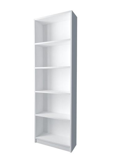 Mobitopya Kitaplık / Beyaz 55 CM Beyaz